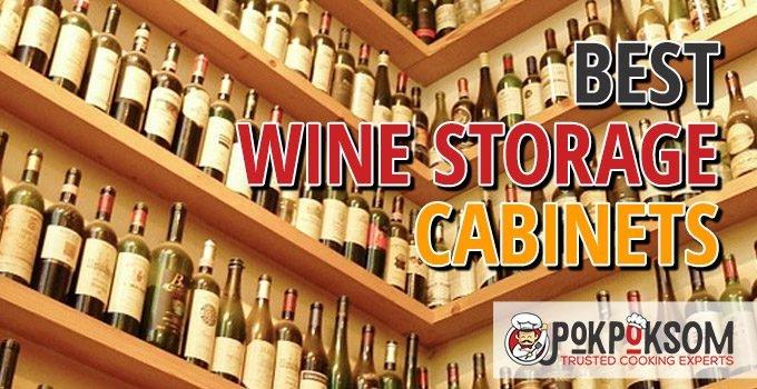 Best Wine Storage Cabinets