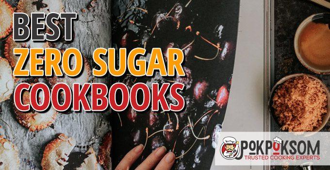 Best Zero Sugar Cookbooks