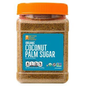 Betterbody Organic Coconut Palm Sugar