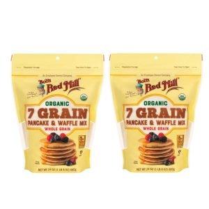 Bob's Red Mill Organic Pancake & Waffle Mix