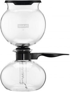 Bodum Pebo Siphon 8 Cup Coffee Maker