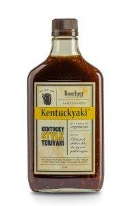 Bourbon Barrel Kentucky Teriyaki Sauce