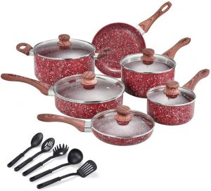 Csk Nonstick Cookware Set