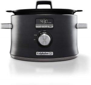 Calphalon 5.3 Quart Digital Sauté Slow Cooker