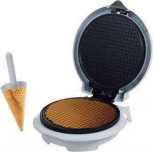 Chef Buddy 82 Mm1234 Waffle Cone Maker