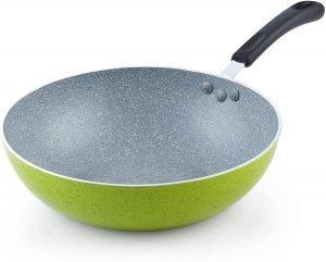 Cook N Home 2596 Stir Fry Pan
