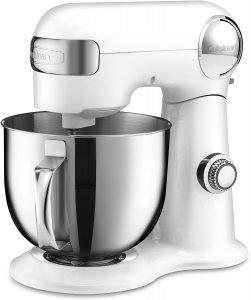 Cuisinart Sm 50 5.5 Quart Stand Mixer