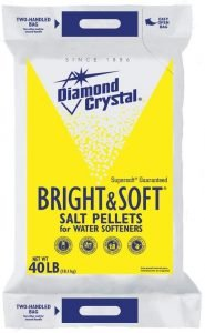 Diamond Crystal Bright And Soft Water Softener Salt Pallets