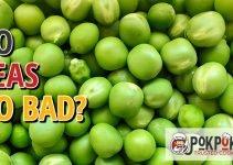 Do Peas Go Bad?