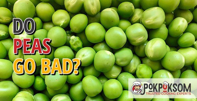 Do Peas Go Bad