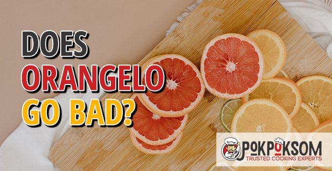 Does Orangelo Go Bad