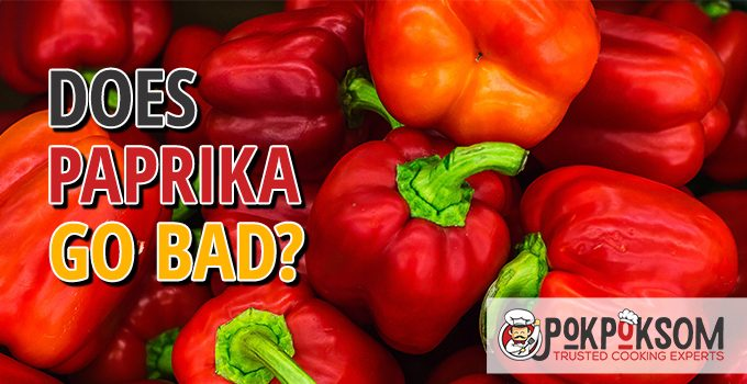 Does Paprika Go Bad