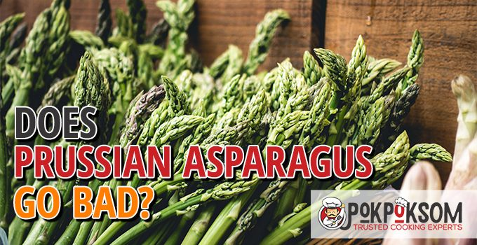 Does Prussian Asparagus Go Bad