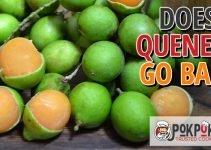Does Quenepa Go Bad?
