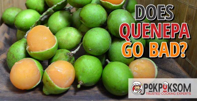 Does Quenepa Go Bad