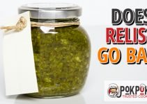 Does Relish Go Bad?