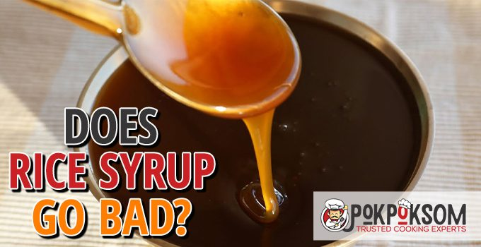 Does Rice Syrup Go Bad