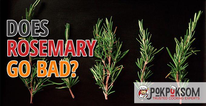 Does Rosemary Go Bad