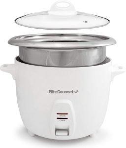 Elite Gourmet Erc2010b Electric Rice Cooker