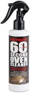 Enzymatic 60 Second Oven Cleaner Spray