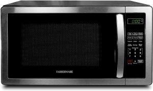 Farberware Stainless Steel Countertop Microwave
