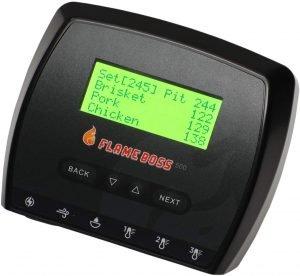 Flame Boss 500 Wifi Smoker Controller