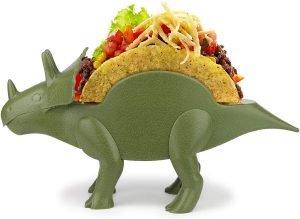 Funwares Tricera Taco Ultimate Dinosaur Holder