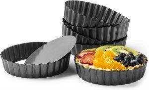 Gourmia Gpa9375 Removable Bottom Mini Tart Pan