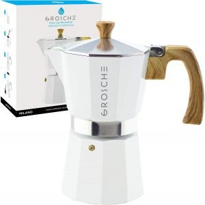 Grosche Milano Stovetop Espresso Maker