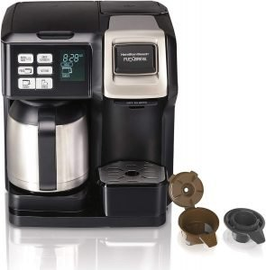Hamilton Beach Flexbrew Thermal Coffee Maker
