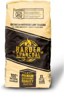 Harder Charcoal Natural Lump Charcoal