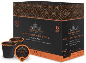 Harney & Sons Cinnamon Spice Tea Pods