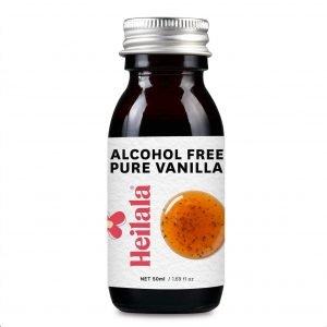 Heilala Alcohol Free Vanilla Flavor