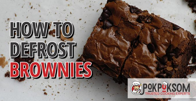 How To Defrost Brownies