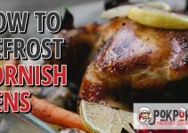 How To Defrost Cornish Hen?