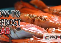 How To Defrost Crab?