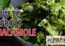 How To Defrost Guacamole?