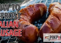 How to Defrost Italian Sausages?