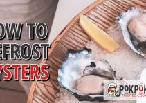 How to Defrost Oysters?