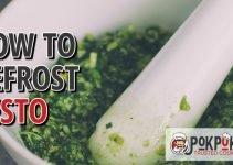 How To Defrost Pesto?