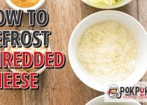 How to Defrost Shredded Cheese?