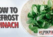 How to Defrost Spinach?