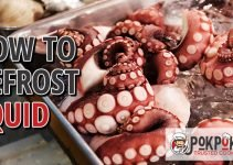 How to Defrost Squid?