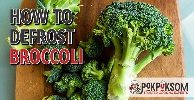 How To Defrost Broccoli