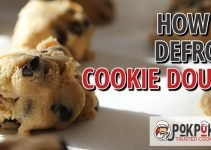 How to Defrost Cookie Dough?