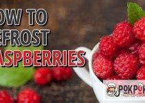 How to Defrost Raspberries?