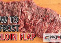 How To Defrost Sirloin Flap?
