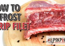 How To Defrost Strip Filet