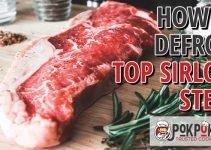 How to Defrost Sirloin Steak?