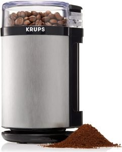 Krups Gx4100 Electric Spice Grinder